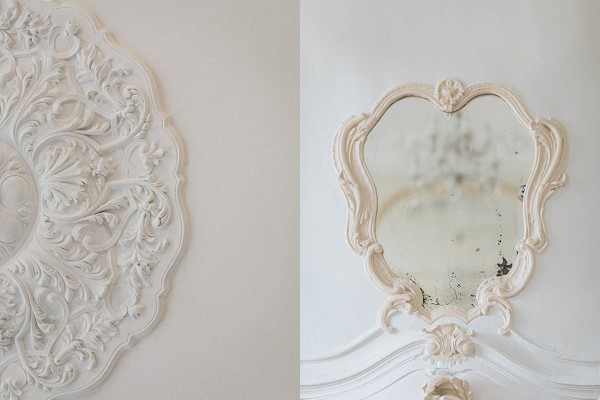 french chateau details