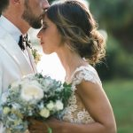 lace Pronovias dress