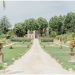 wedding castle in provence