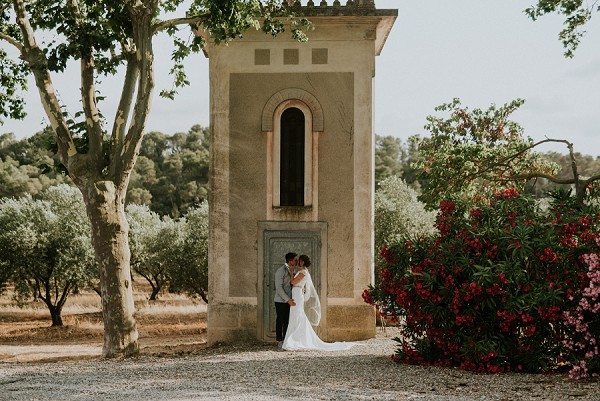 Chateau Canet real wedding