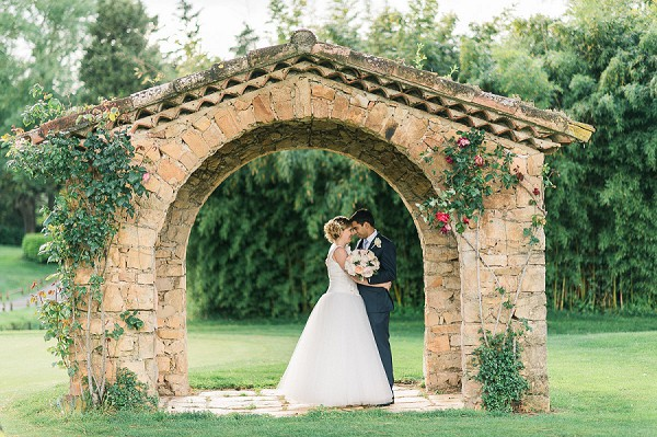 Countryside Inspired Cannes Wedding