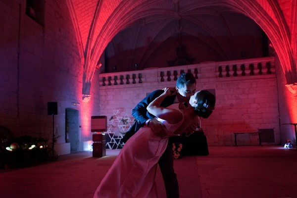 Fontevraud l'Abbaye Real Wedding