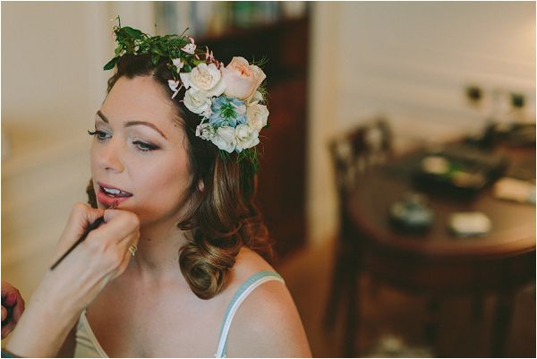 Flawless Destination Wedding Makeup