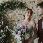 Plum and Nude Wedding Inspiration Shoot