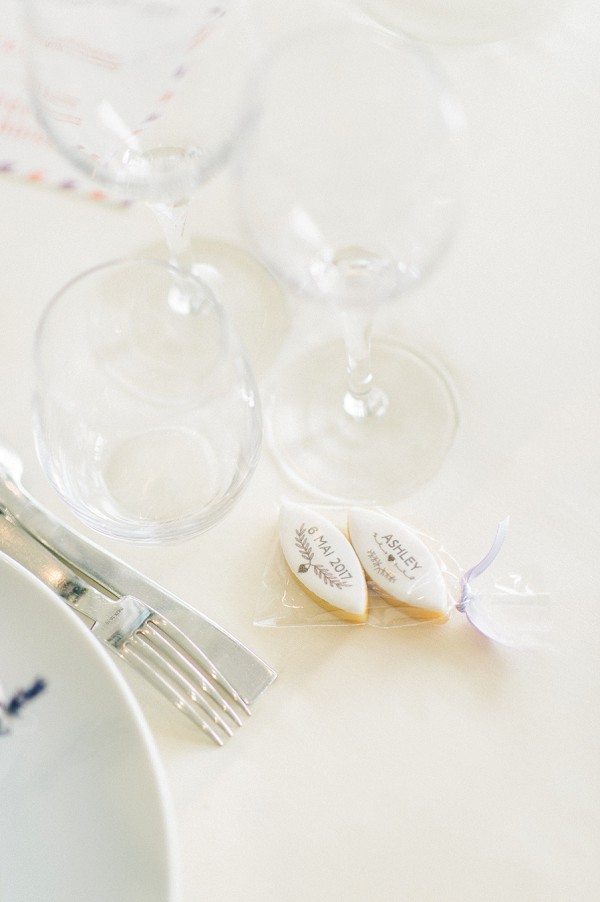 edible wedding favours