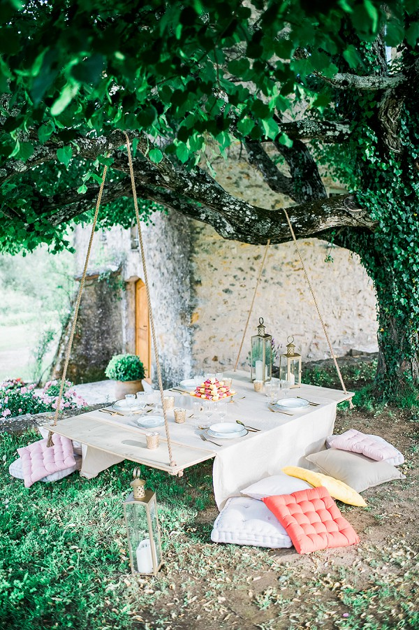 garden party wedding ideas