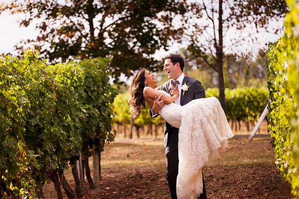 Dordogne Vineyard Wedding