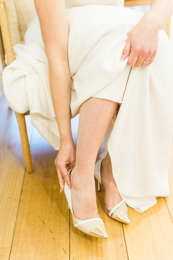 San Marina wedding shoes
