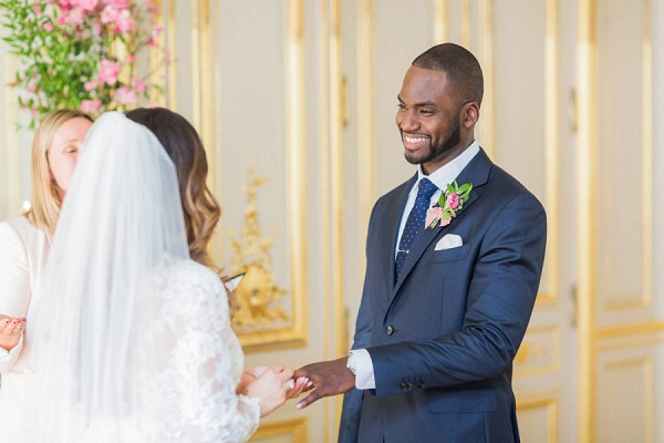 beautiful Paris wedding