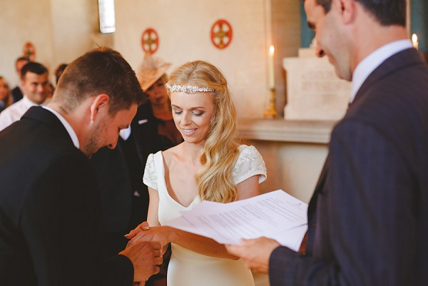 french chapel wedding