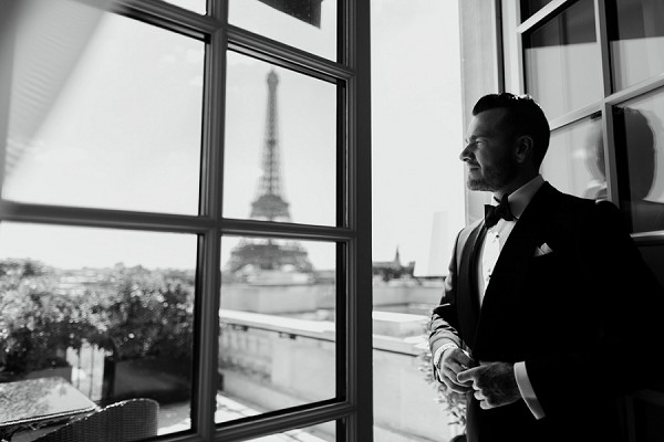 groom prep Paris