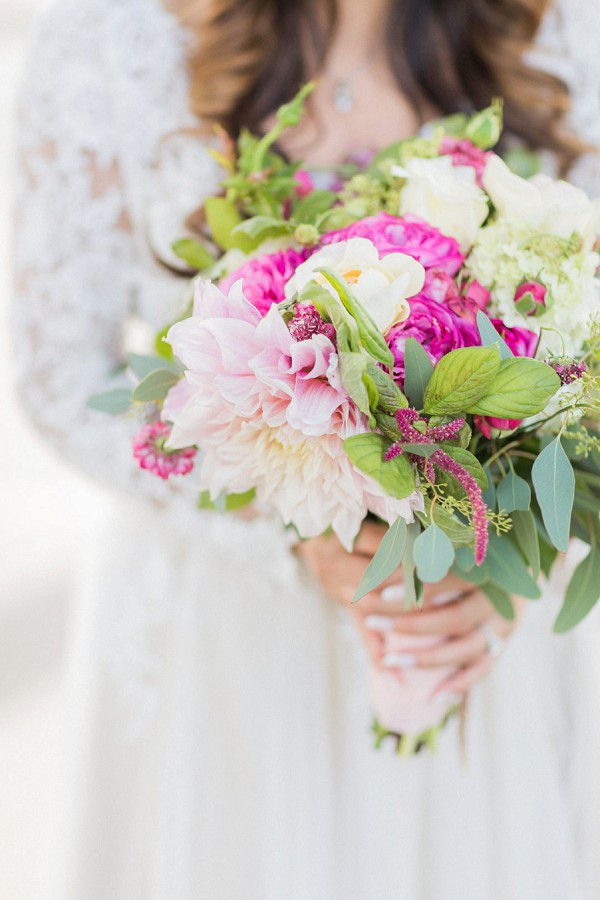 parisian wedding florist