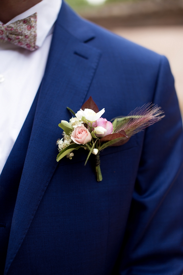 sweet boutonniere