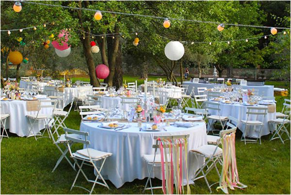 French Inspired Wedding Catering Ideas