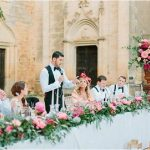 Table Statement Floral Designs Maya Miarechal Photography