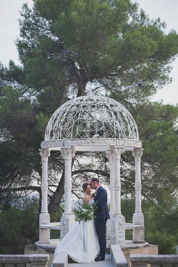 french gardens wedding