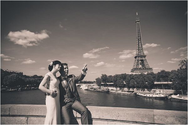 Reasons to Get Married in France Eiffel Tower