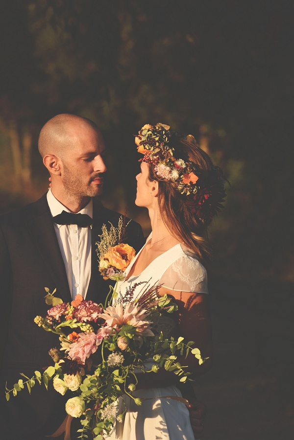 Autumnal Wedding Photography
