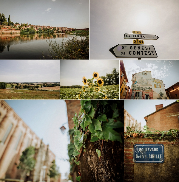 Wanderlust Wednesdays Exploring The City Of Albi Snapshot