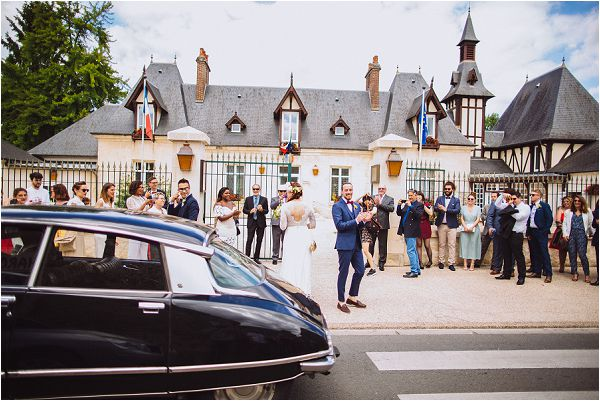 dry hire wedding venue France | Image by Ricardo Vieira