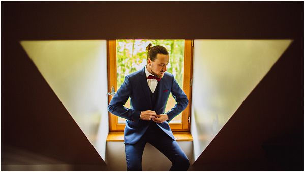 groom preparations | Image by Ricardo Vieira
