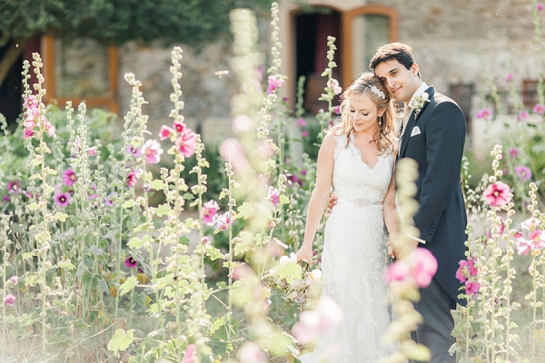 hollyhock wedding photo