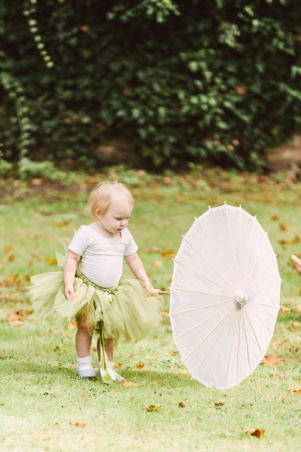 paper umbrellas french wedding
