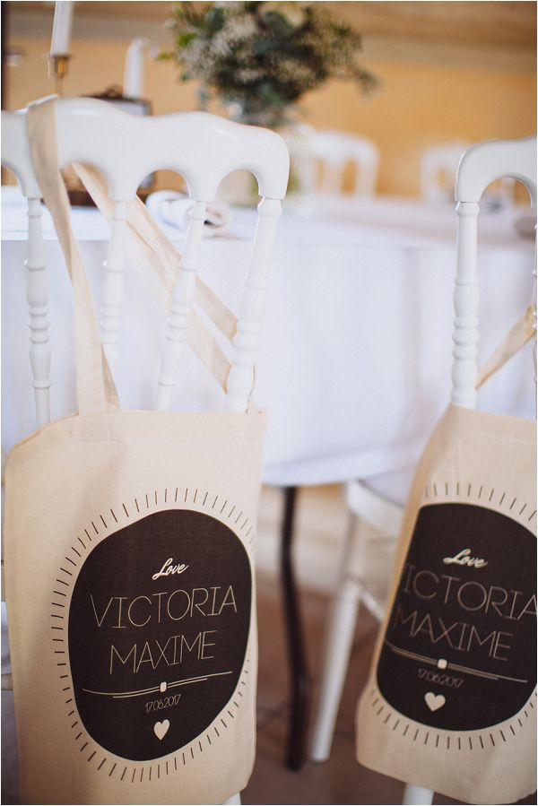 wedding day branded bags | Image by Ricardo Vieira
