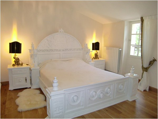 Chateau Rieutort Chambre