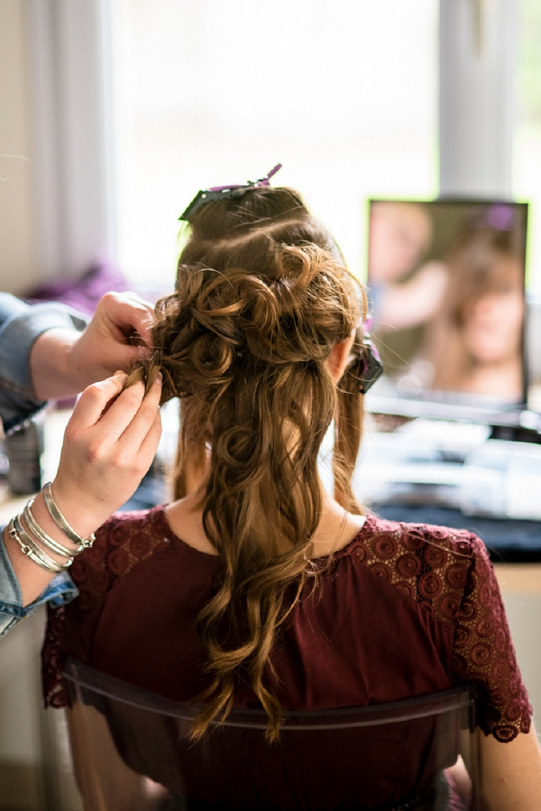 French Wedding Hairstylist