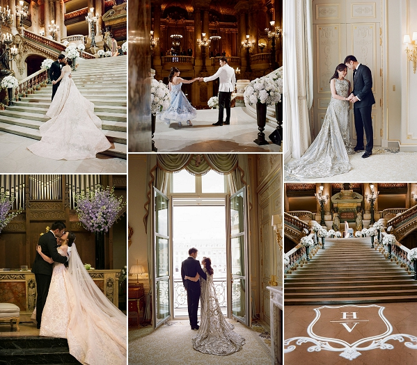Paris Celebrity Wedding Extravaganza Snapshot