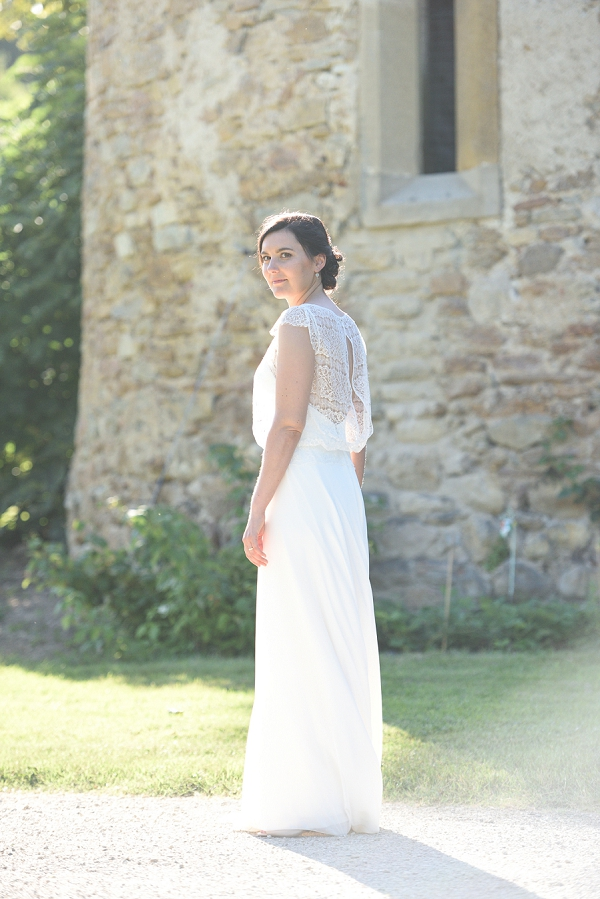 Pyrenees Real Wedding