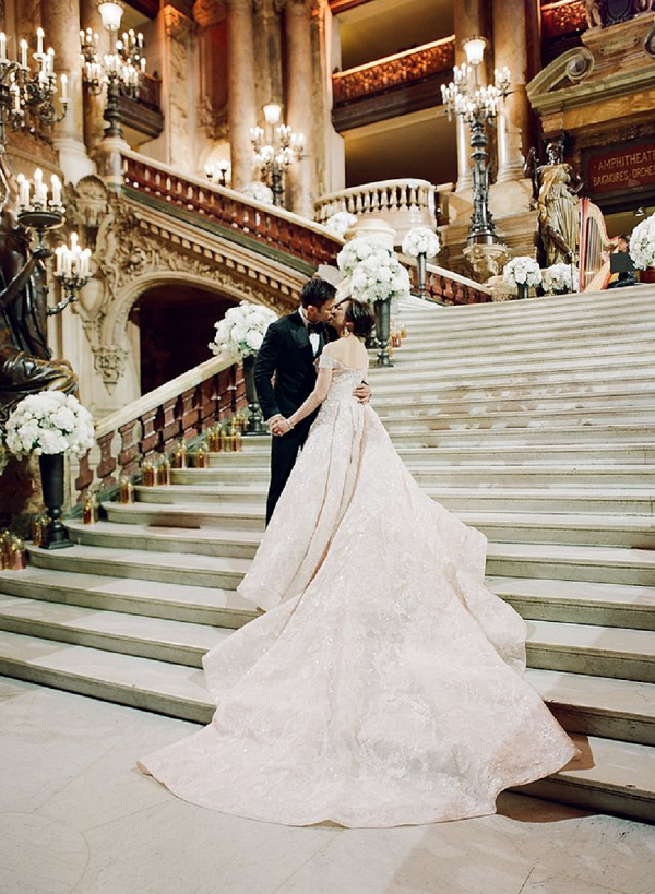 Vicki Belo and Hayden Kho Wedding