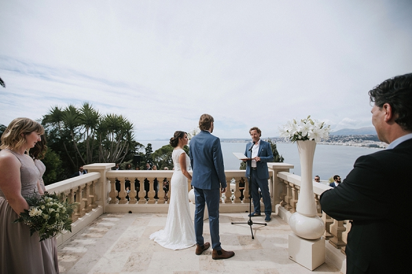 Villa Chateau la Tour Real Wedding