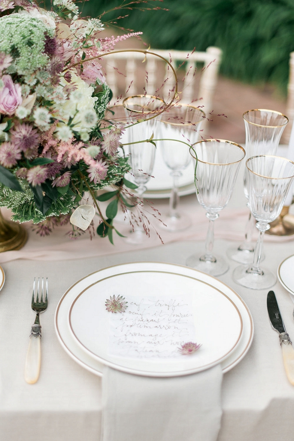 table scape inspiration