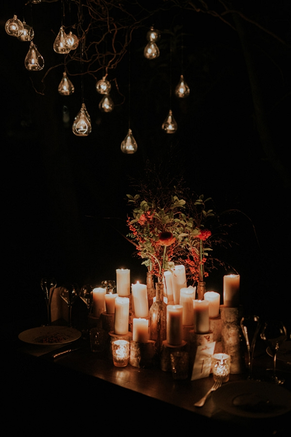 wedding candle ideas
