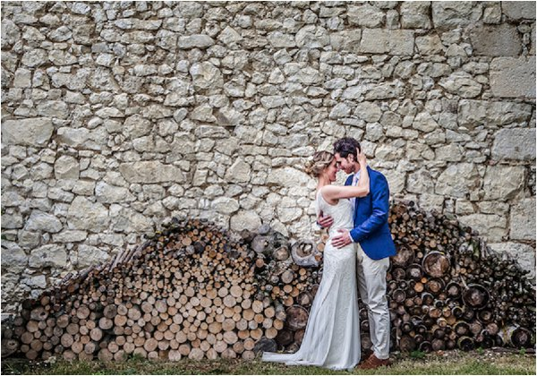 French Country Wedding Texture