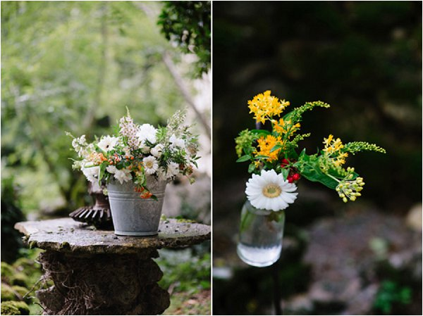 French Country Wedding Flowers Bouquets