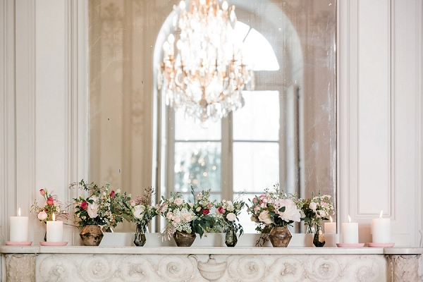 Bordeaux Wedding Florist