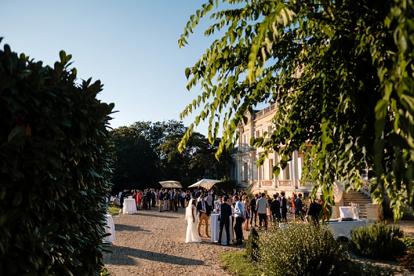 Chateau Giscours Wedding