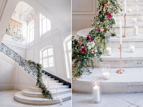 Fine Art Inspired French Wedding