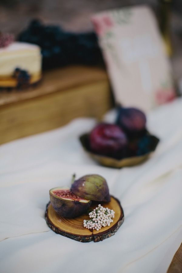 fig wedding food