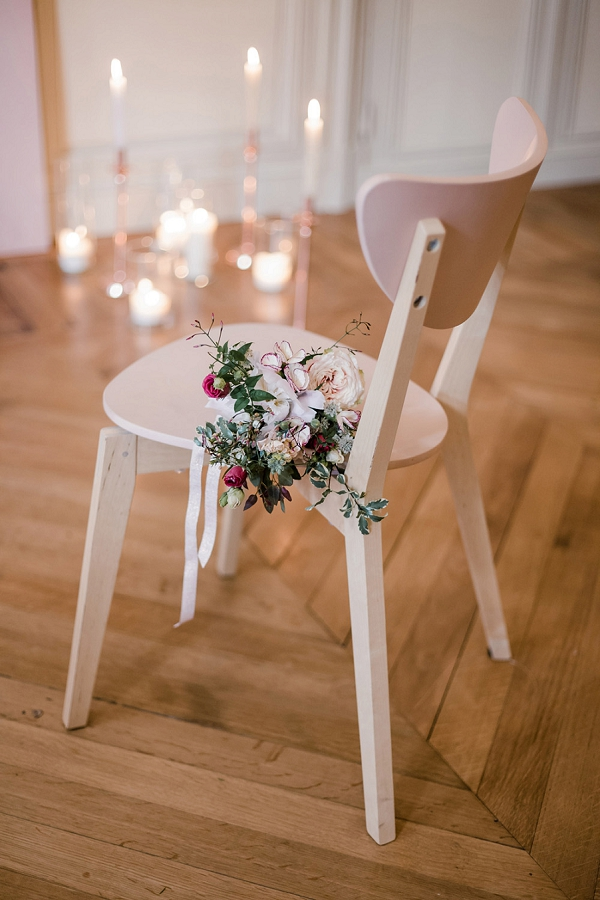 simple ceremony furniture