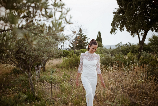 Bastide de Gordes Wedding