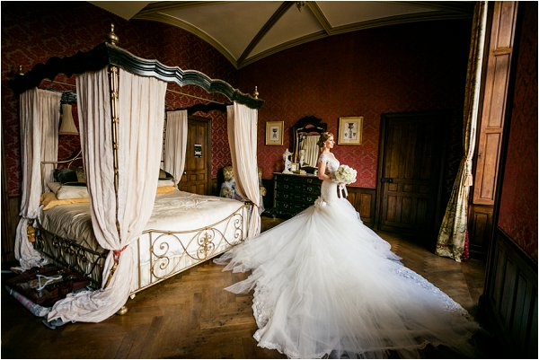 Chateau Challain Bridal Suite