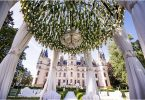 Chateau Challain Fairytale Wedding