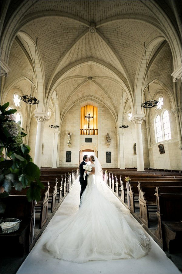 Chateau Challain Wedding Chapel