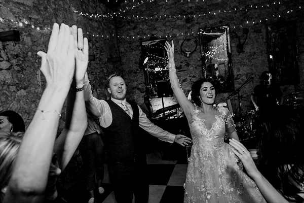 Chateau Soulac first dance