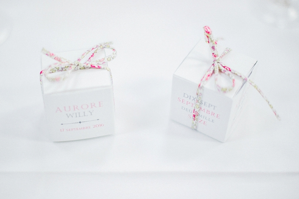 Cute wedding favor ideas