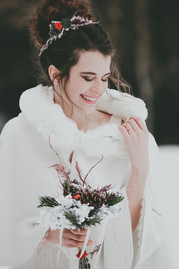 French Alps wedding inspiration